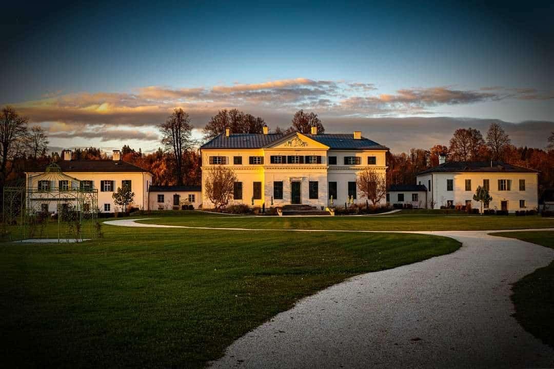 Ausflugsziel Schloss in Kärnten