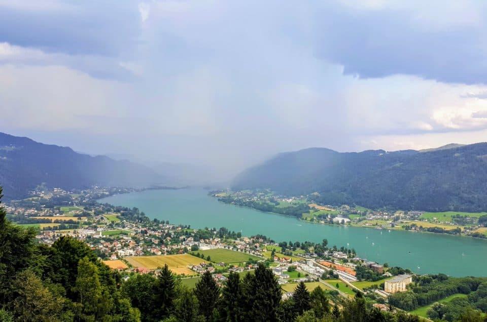 Ausflugsziele bei Regen oder Schlechtwetter in Kärnten
