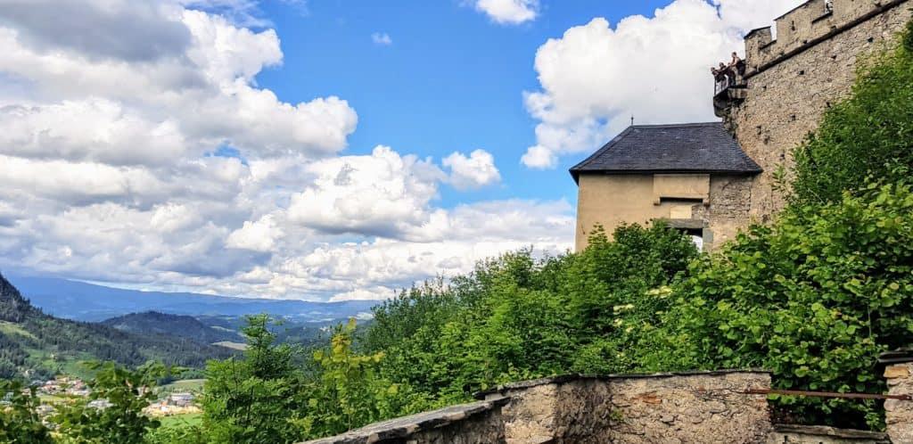 Mauertor Burg Hochosterwitz - Ausflugsziel in Kärnten