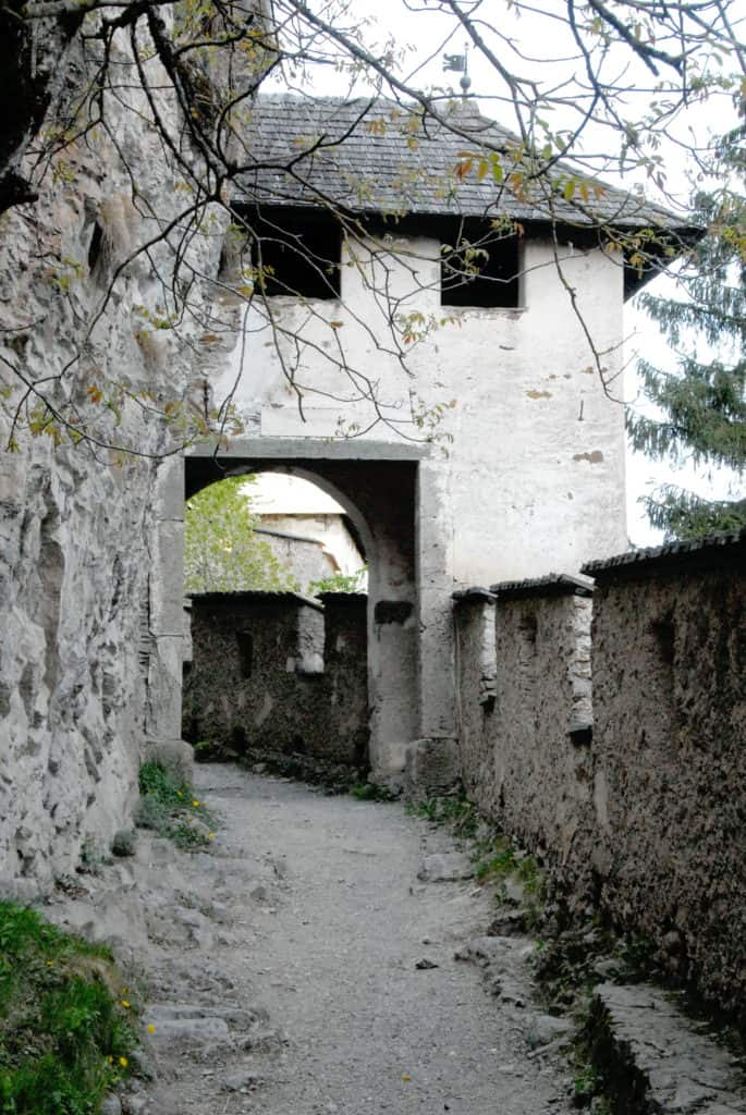 Nautor Hochosterwitz, mittelalterliche Burg in Österreich, Kärnten