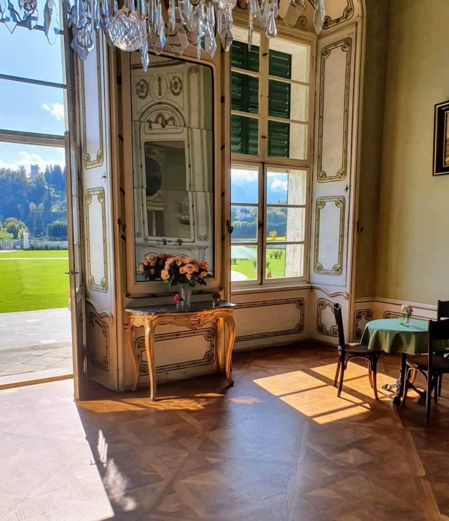 im Schloss Rosegg - Events und Veranstaltungsort in Kärnten