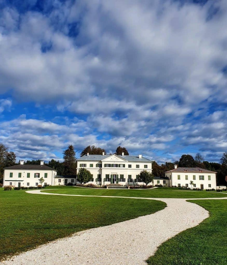 Schloss Rosegg Kärnten Nähe Velden Wörthersee Geheimtipp Ausflug