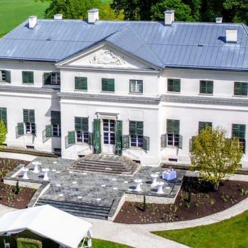 Schloss Rosegg in Kärnten - Hochzeiten und Ausflugsziel Geheimtipp in Österreich