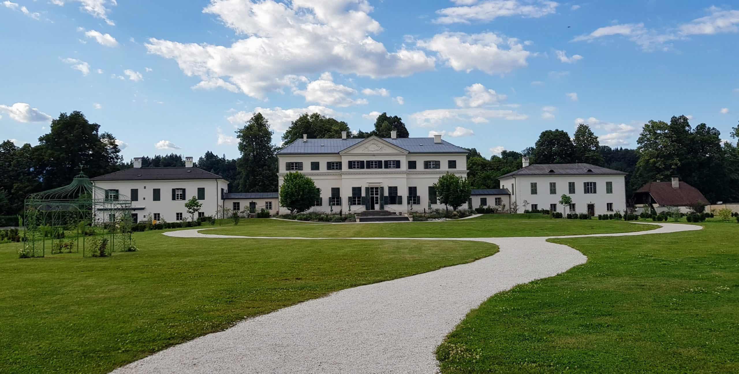 Schloss Rosegg in Österreich - Kärnten im Rosental Nähe Wörthersee