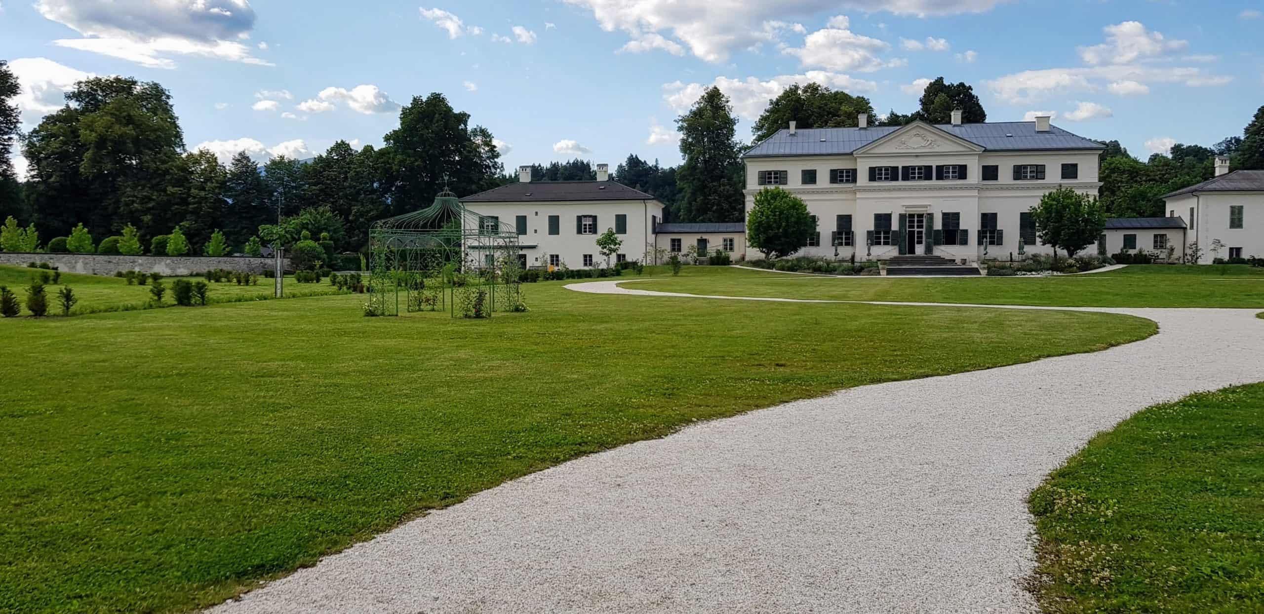 Frühling im Schloss Rosegg - Ausflugsort & Reiseziel in Österreich, Kärnten