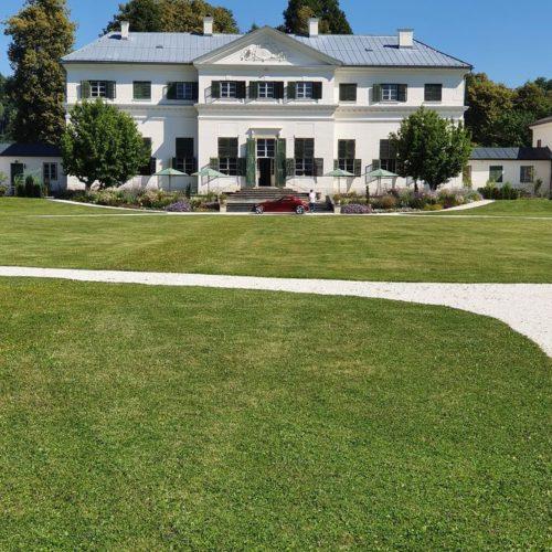 Schloss Rosegg - Sehenswürdigkeit im Rosental, Österreich