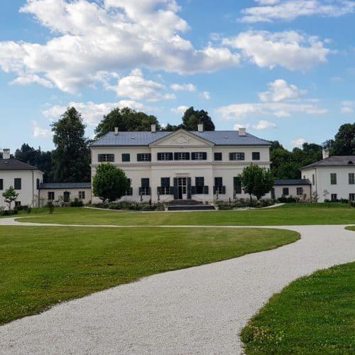 Sehenswürdigkeit Schloss Rosegg in Kärnten - Cafè, Veranstaltungsort und Geheimtipp bei Österreich-Urlaub