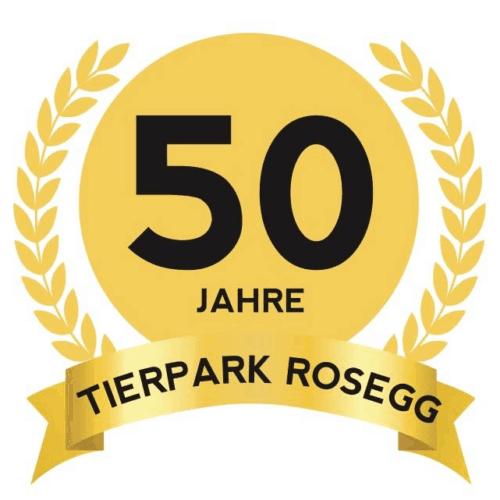 50 Jahre Tierpark und Schloss Rosegg - beliebtes Ausflugsziel in Kärnten - Nähe Velden am Wörthersee, Austria