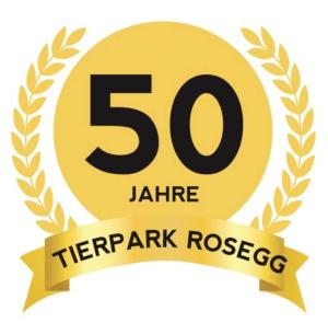 50 Jahre Tierpark, Schloss & Labyrinth Rosegg in Kärnten, Nähe Velden am Wörthersee