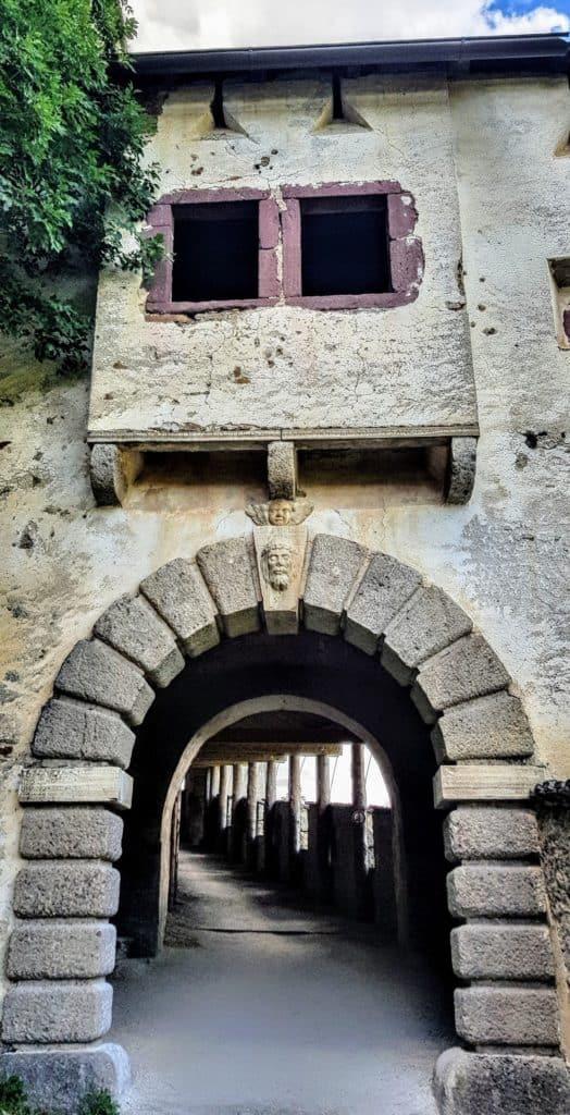 Tore Burg Hochosterwitz Wächtertor