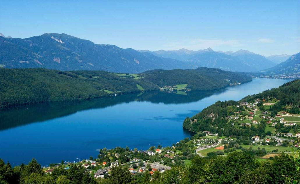 Urlaubsregion Millstätter See in Kärnten - Österreich