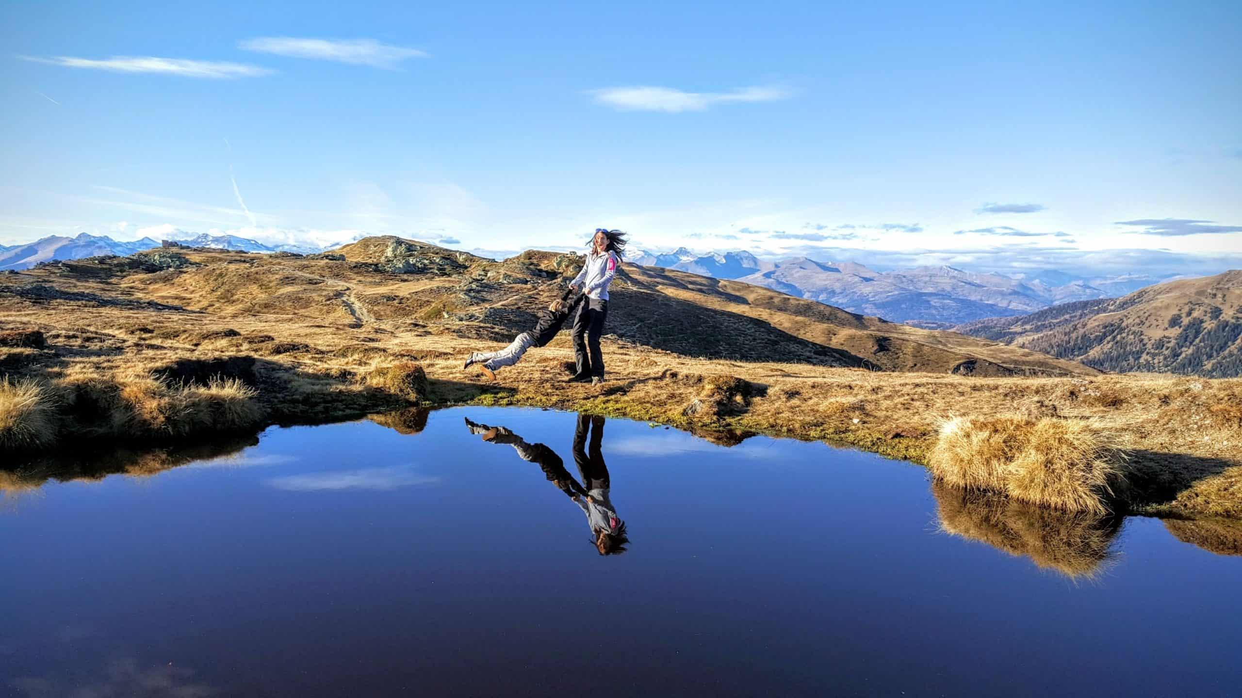 Rund um das Granattor auf der Millstätter Alpe in Kärnten - Familienwanderungen & Ausflüge