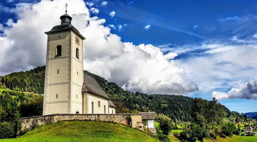 Ausflugstipp Arriach Gerlitzen Alpe - Kirche