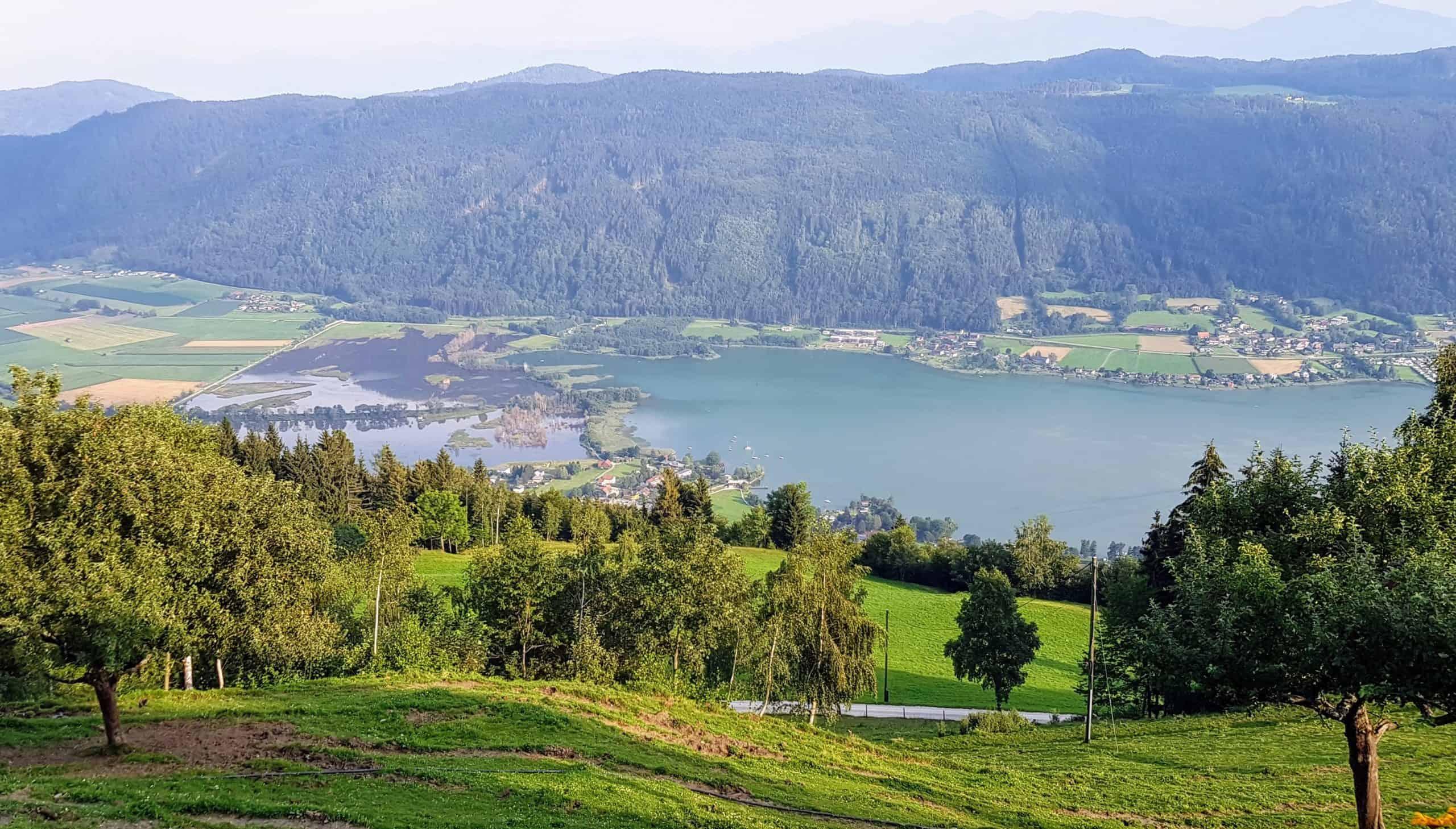 Bleistätter Moor Naturschutz- & Wandergebiet für die ganze Familie in Kärnten, Nähe Villach & Feldkirchen in Österreich.