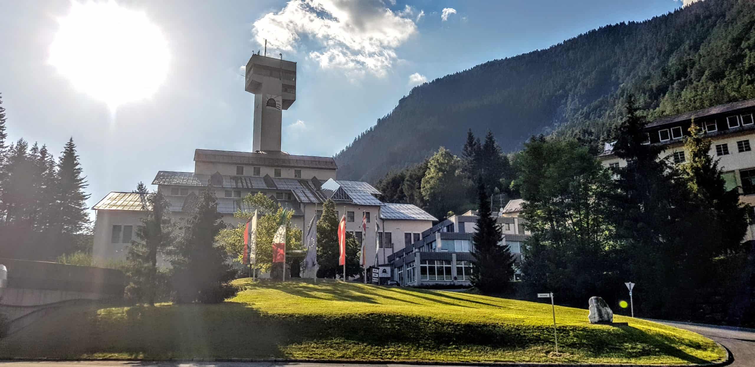 Familienausflugsziel Region Villach - Schaubergwerk Terra Mystica