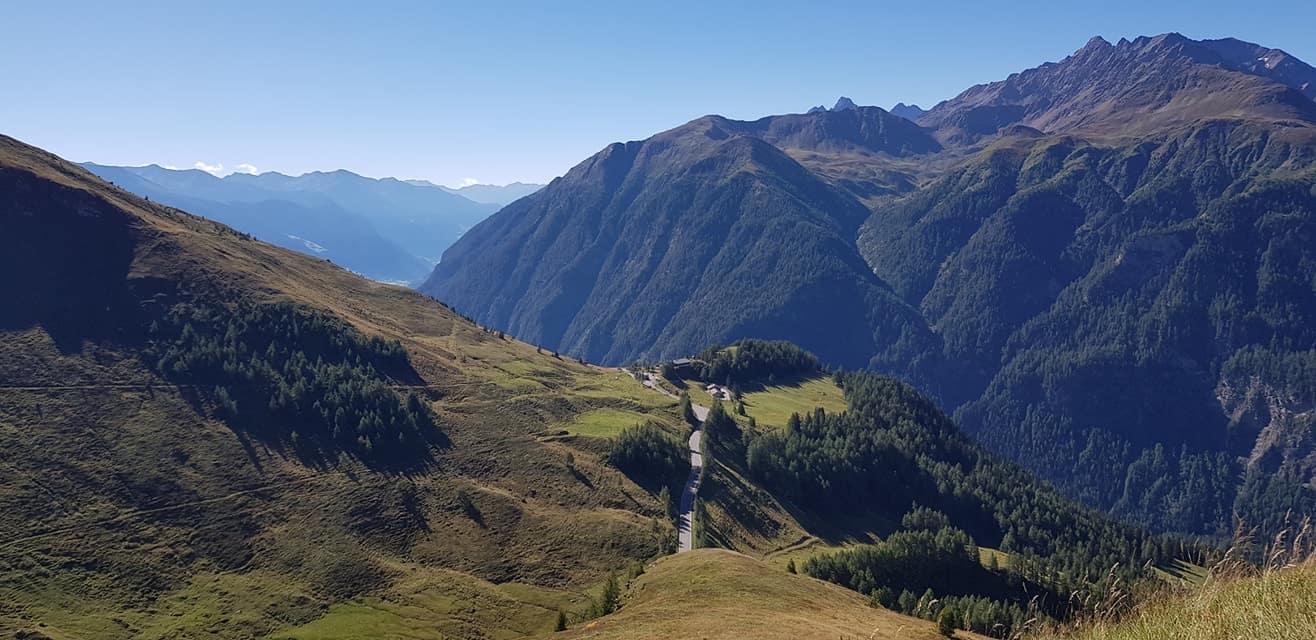 Kurven, Berge & Natur auf der Großglockner Hochalpenstraße - Sehenswürdigkeit in Österreich