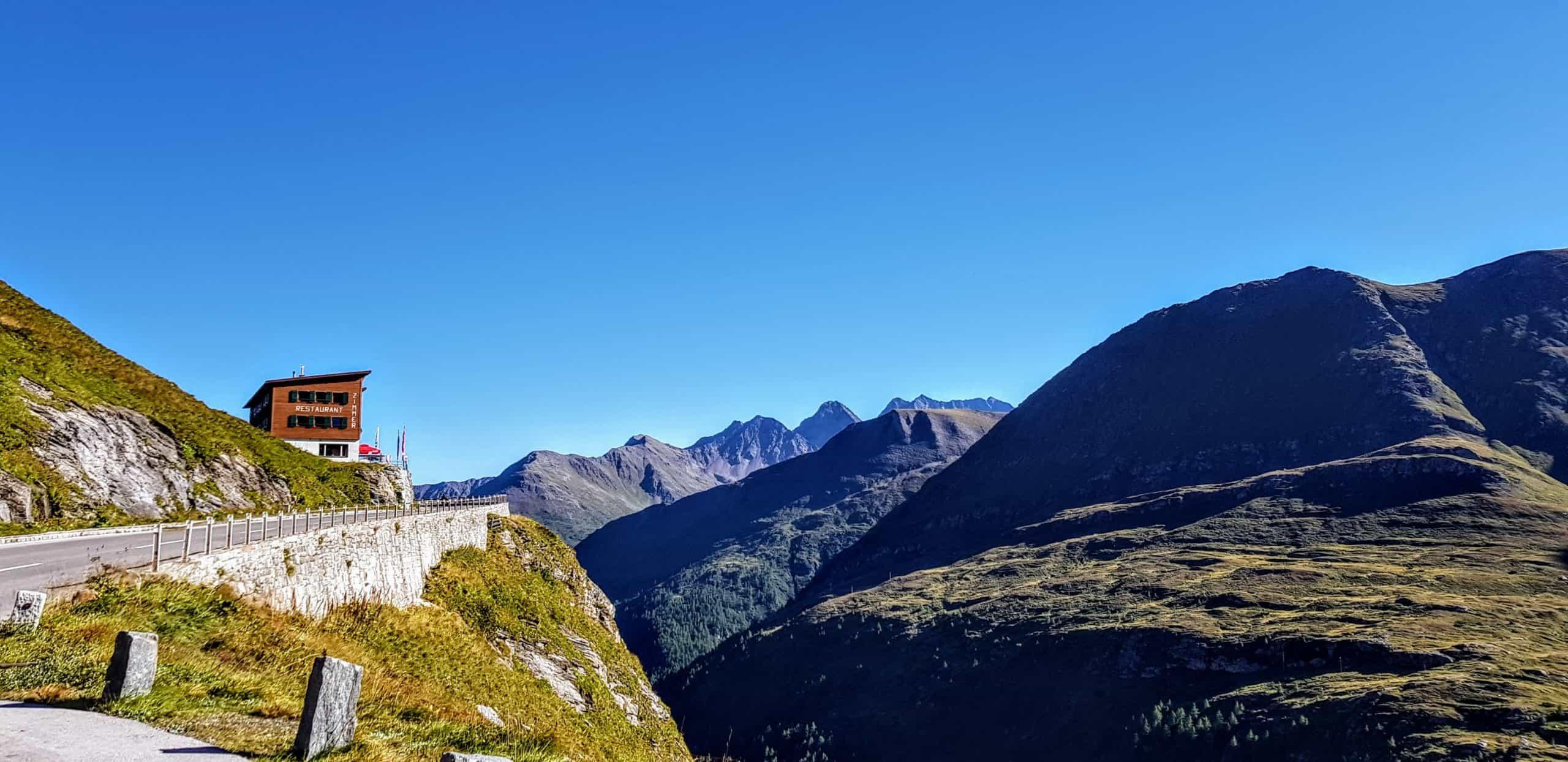 Entlang der Großglockner Hochalpenstraße im Nationalpark Hohe Tauern - Panoramastraße & Sehenswürdigkeit in Österreich, Kärnten & Salzburg