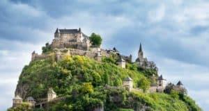 Die Kärntner Burg Hochosterwitz