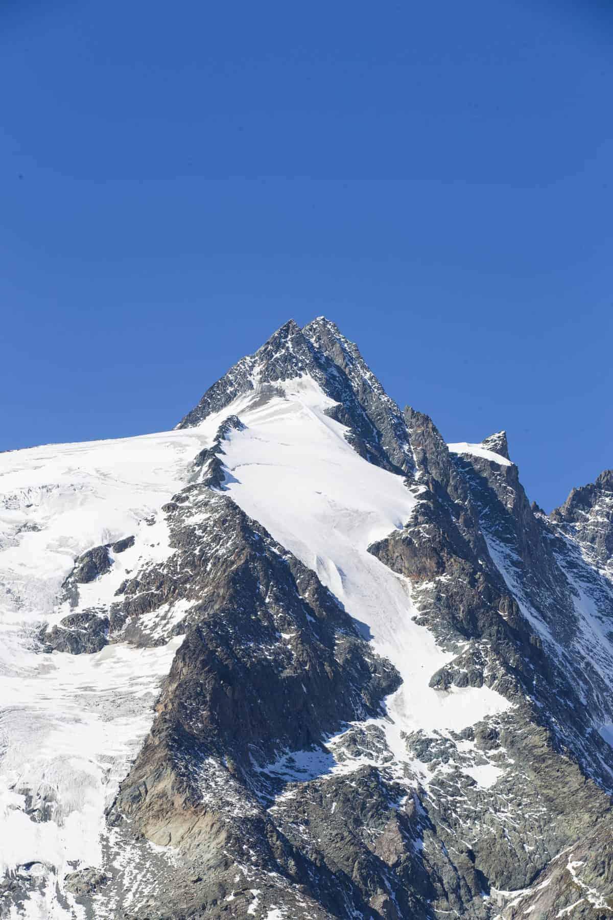 Großglockner im Nationalpark Hohe Tauern - Bundesländer Kärnten & Tirol