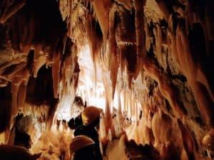 Obir Tropfsteinhöhlen - bekannte Sehenswürdigkeit in Österreich