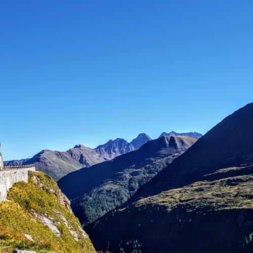 Tagesausflug im Nationalpark Hohe Tauern - Großglockner Hochalpenstraße