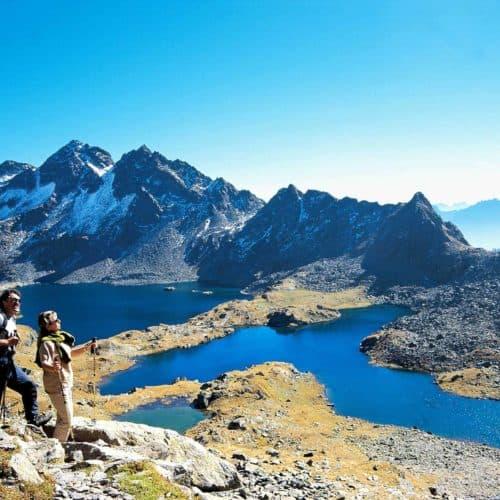 Wangenitzsee in der Nationalparkregion Hohe Tauern Kärnten - Wandern bei Urlaub in Österreich