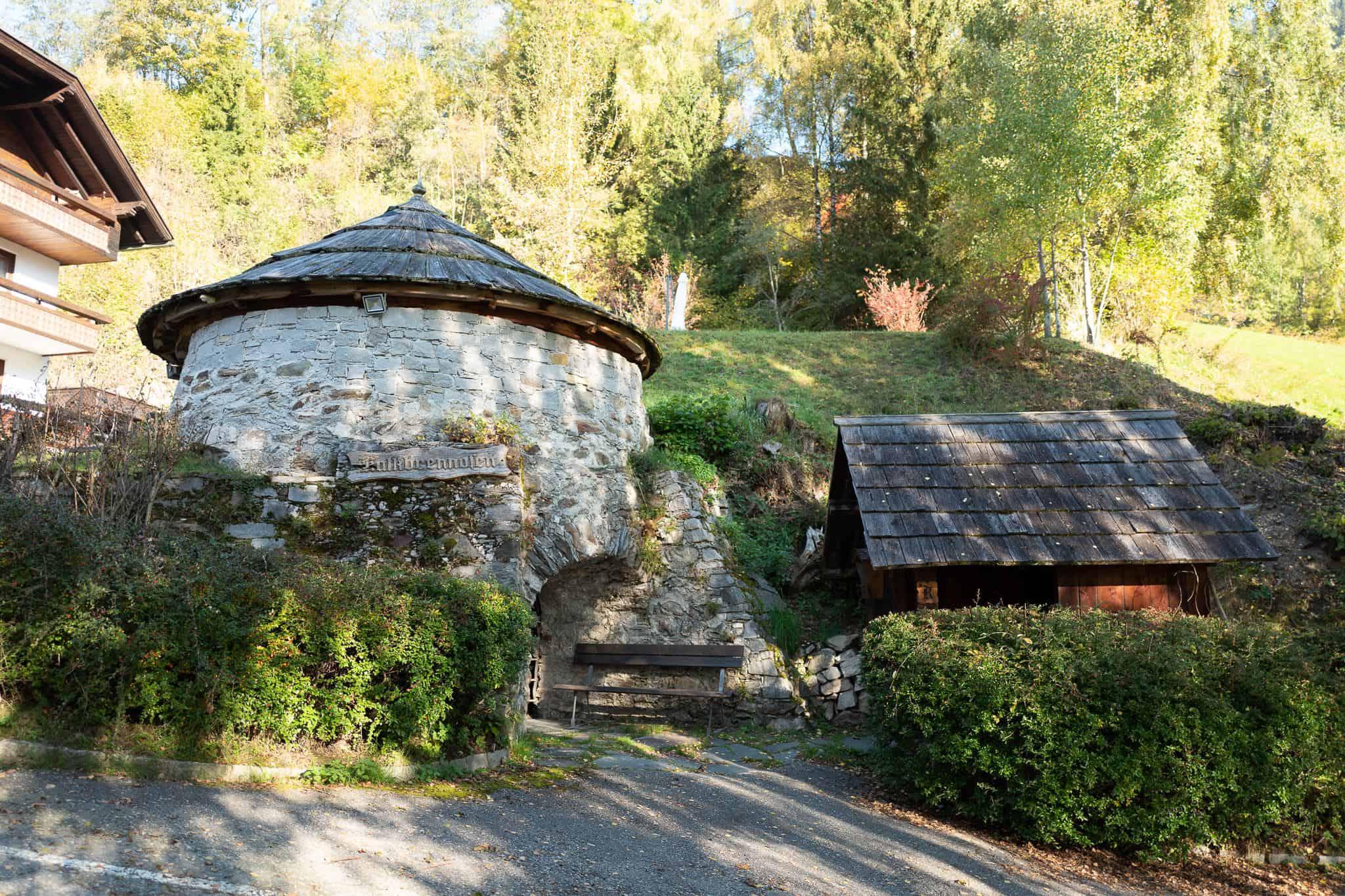 Kalkbrennofen Bad Kleinkirchheim - Ausflugsziel in Kärnten