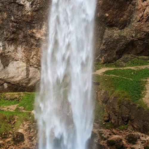 Wildensteiner Wasserfall in der Region Klopeinersee Südkärnten - Naturjuwel in Österreich