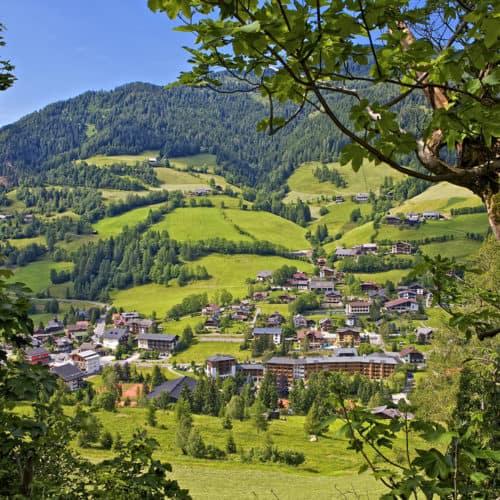 Bad Kleinkirchheim in Kärnten - Urlaubs- & Reiseziel in Österreich