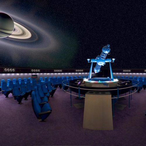 Planetarium Klagenfurt - Winterausflugsziel in Kärnten, Österreich