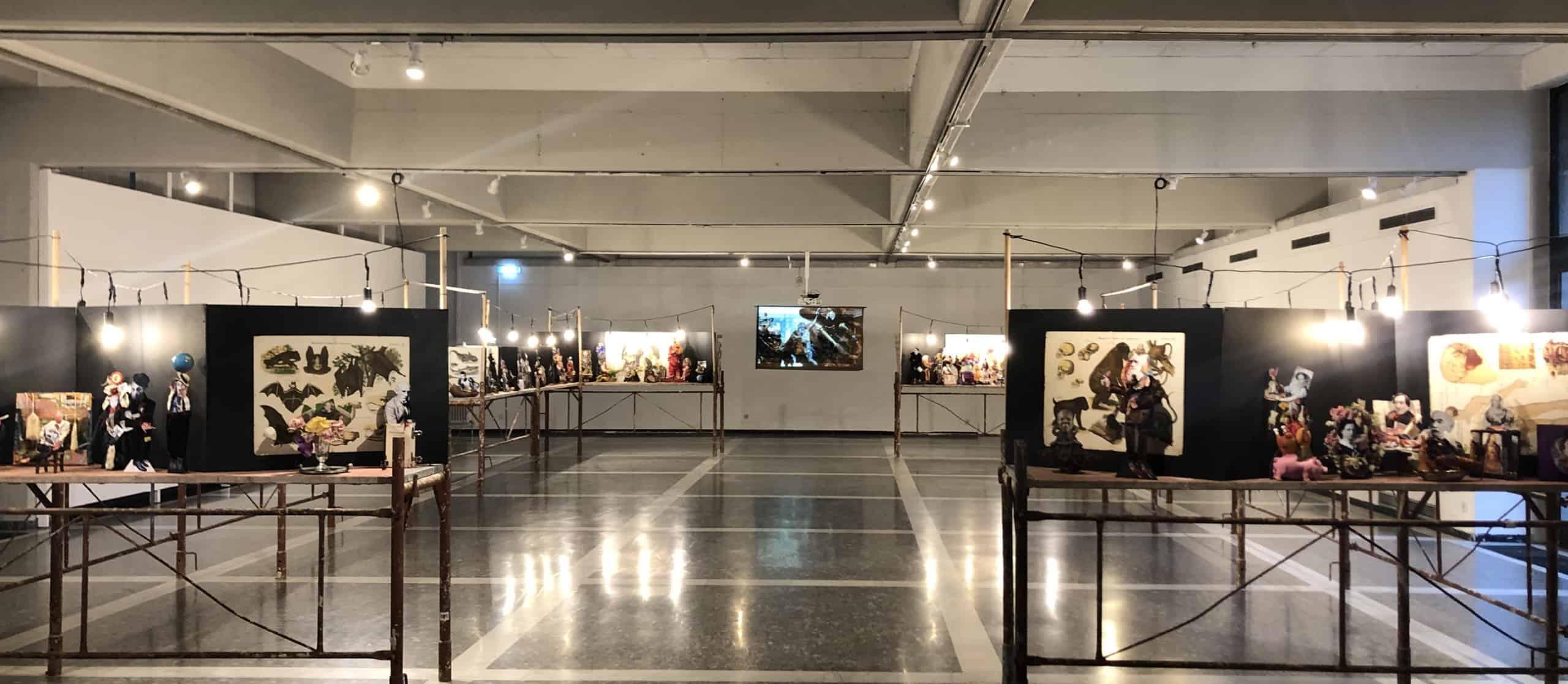 Alpe Adria Galerie Klagenfurt - im Winter geöffnet
