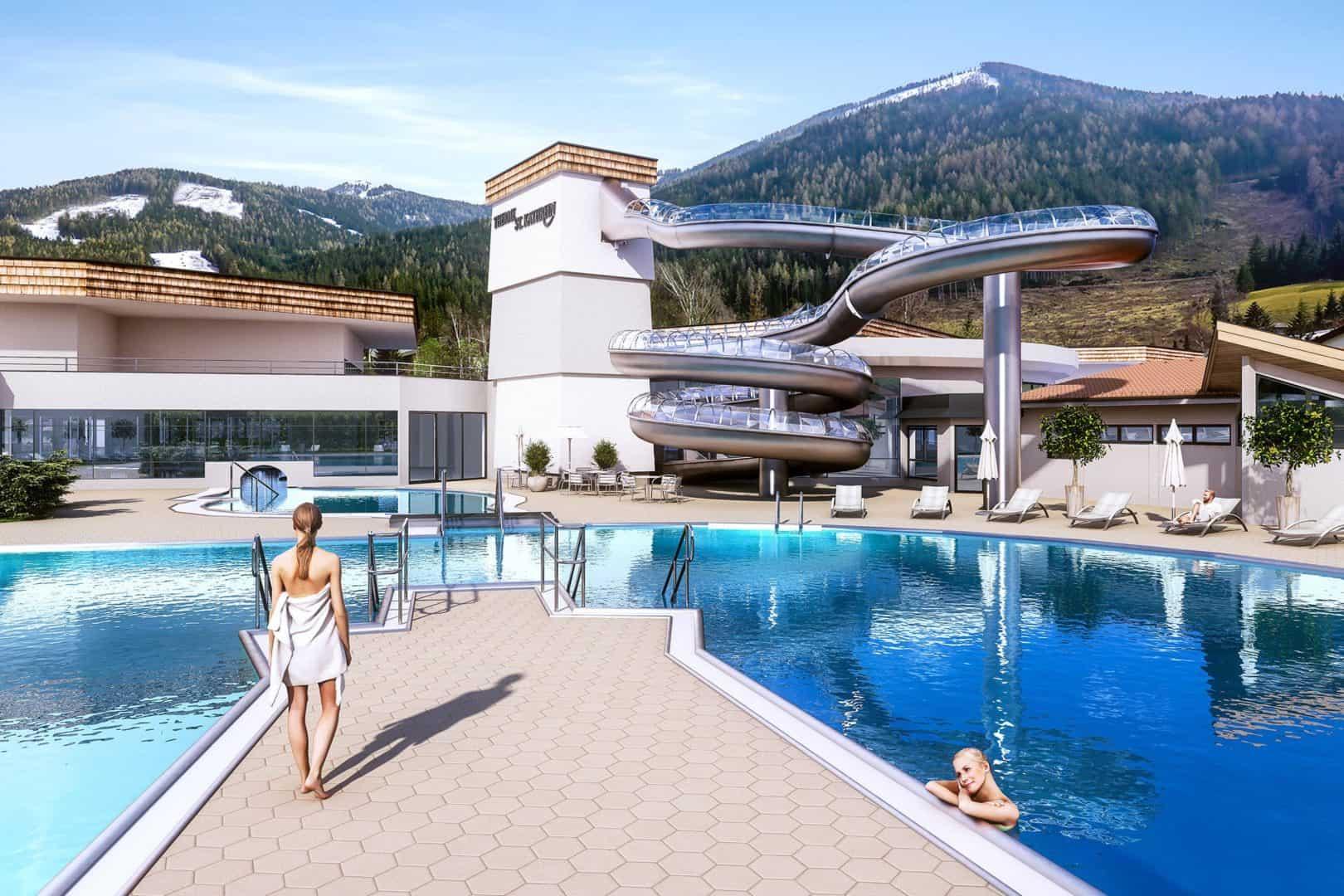 Familien- und Gesundheitstherme Bad Kleinkirchheim in Kärnten - Aktivitäten in Österreich