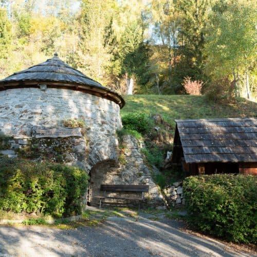 Kalkbrennofen in Bad Kleinkirchheim - Sehenswert in Kärnten bei Österreich-Urlaub