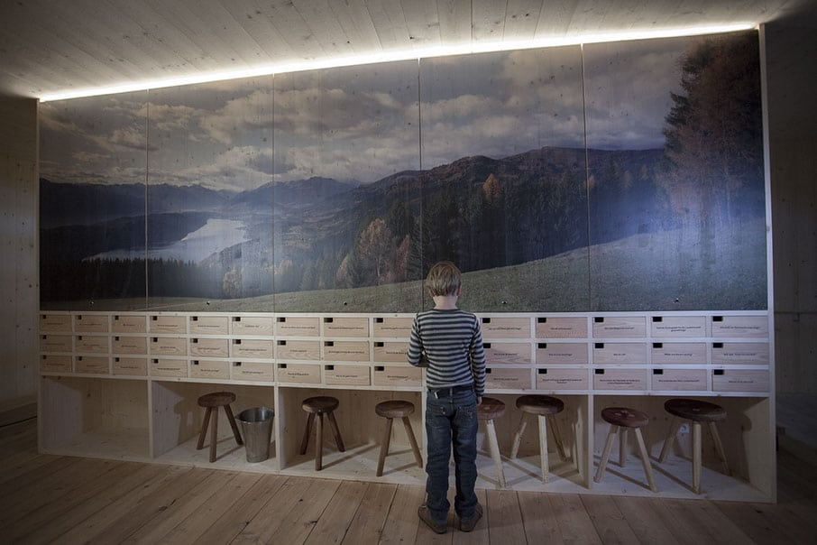 Ganzjährig geöffnet in Kärnten - Kaslabn Nockberge - Sehenswert in Radenthein Nähe Millstätter See