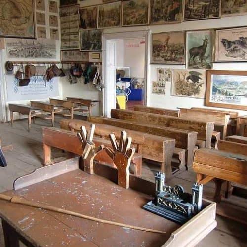 Im Winter geöffnet: Museum für Volkskultur in Spittal an der Drau - Sehenswürdigkeit in Österreich