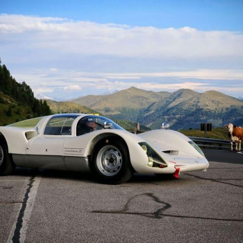 Porsche aus dem Porsche Automuseum in Gmünd - Urlaubsregion Maltatal in Kärnten - (c) Fam. Pfeifhofer