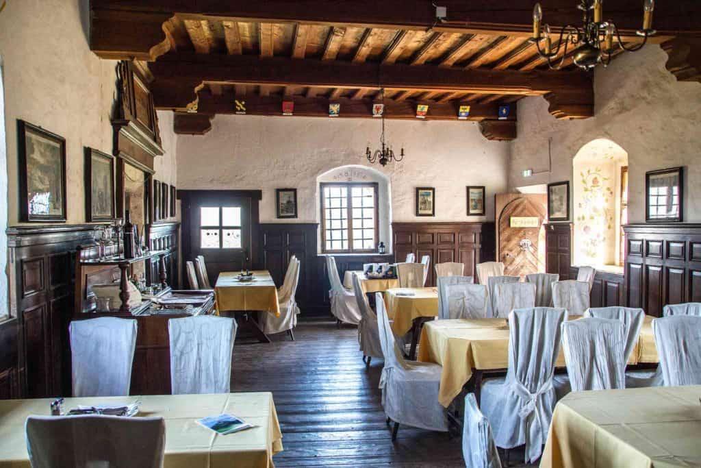 Burgrestaurant Hochosterwitz