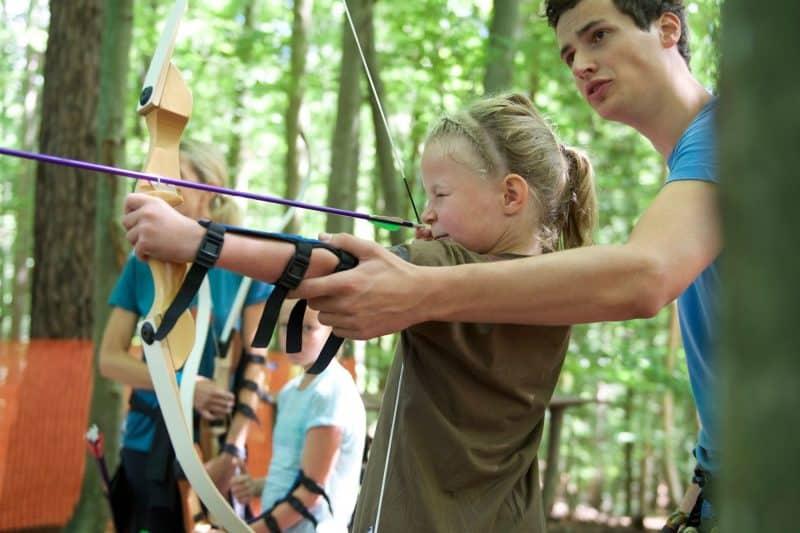 Bogenschießen 3D Parcour Taborhöhe - Ausflugsziel und Aktivitäten am Faakersee in der Region Villach in Kärnten