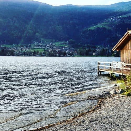 Ossiacher See in Ossiach - Sehenswert in Region Villach in Kärnten