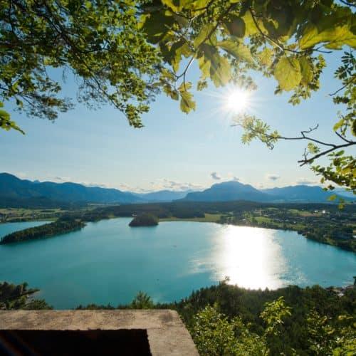 Taborhöhe - Ausflugsziel in der Urlaubsregion Villach - Faaker See