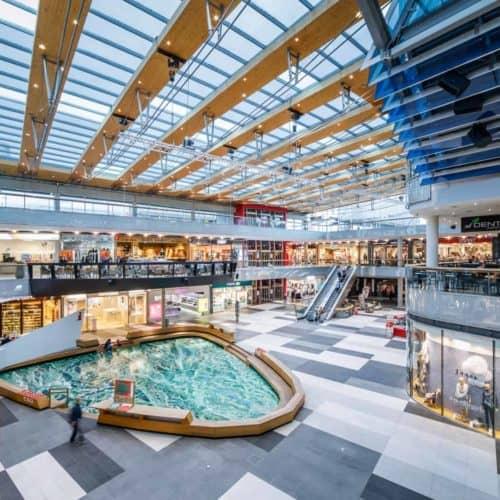 Atrio Einkaufszentrum in Kärnten - ganzjährig geöffnet