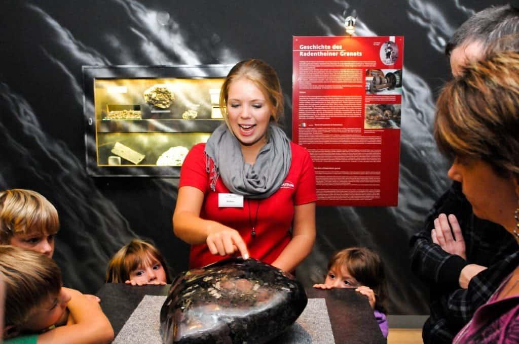 Edelsteinmuseum & Stollen Granatium am Millstätter See. Ausflugsziel Kärnten