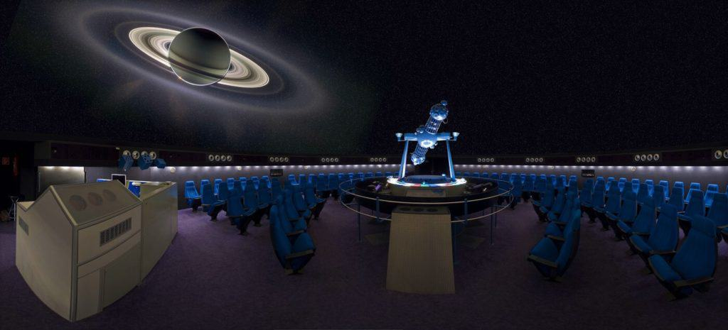 Planetarium Klagenfurt - Schlechtwetter-Tipp in Kärnten
