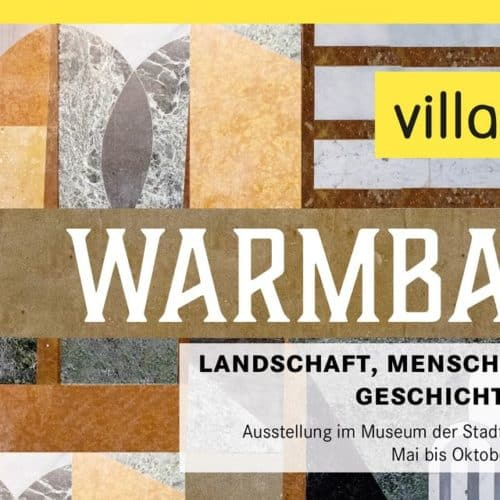 Interessante Ausstellungen im Museum der Stadt Villach - ganzjährig geöffnet