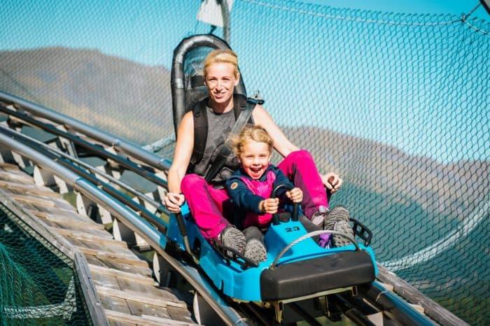 Geöffnet: Nocky Flitzer Turracher Höhe Mai bis Oktober