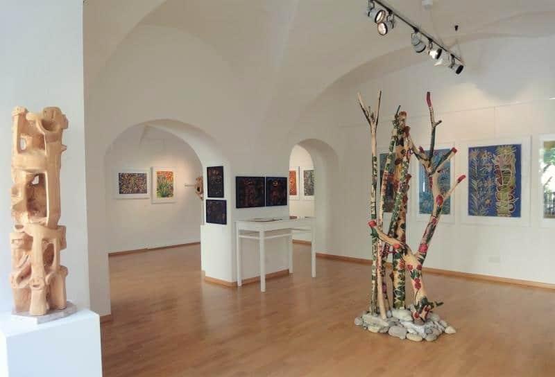 Galerie de La Tour - Regenwetterprogramm in Klagenfurt