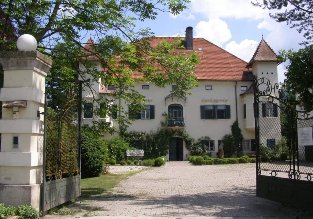 Regenwetterprogramm Kärnten Schloss Ebenau