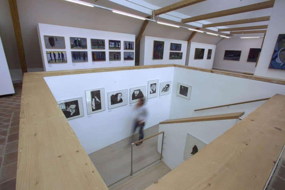 geöffnet in Kärnten - Werner Berg Museum in Bad Bleiburg Südkärnten