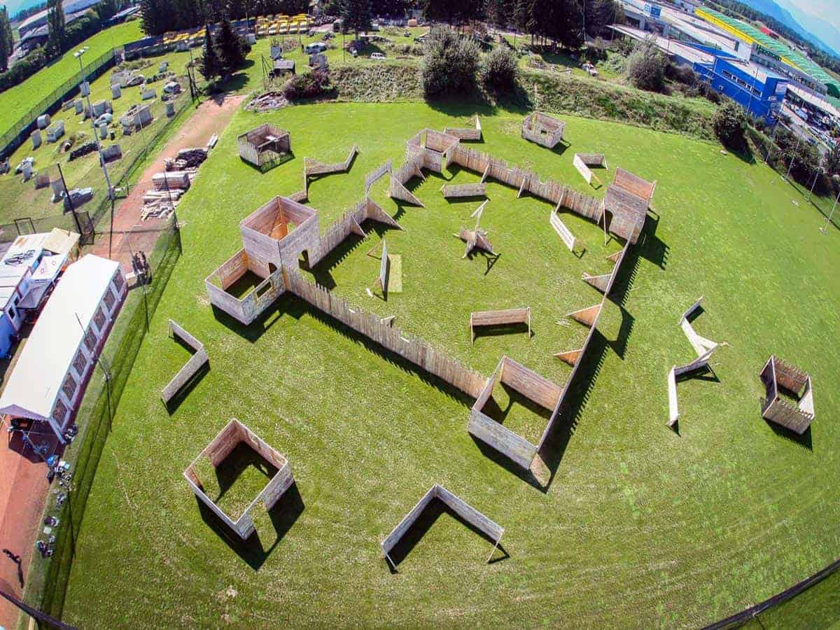 Paintfull Paintball - Aktivitäten mit der ganzen Familie in Kärnten