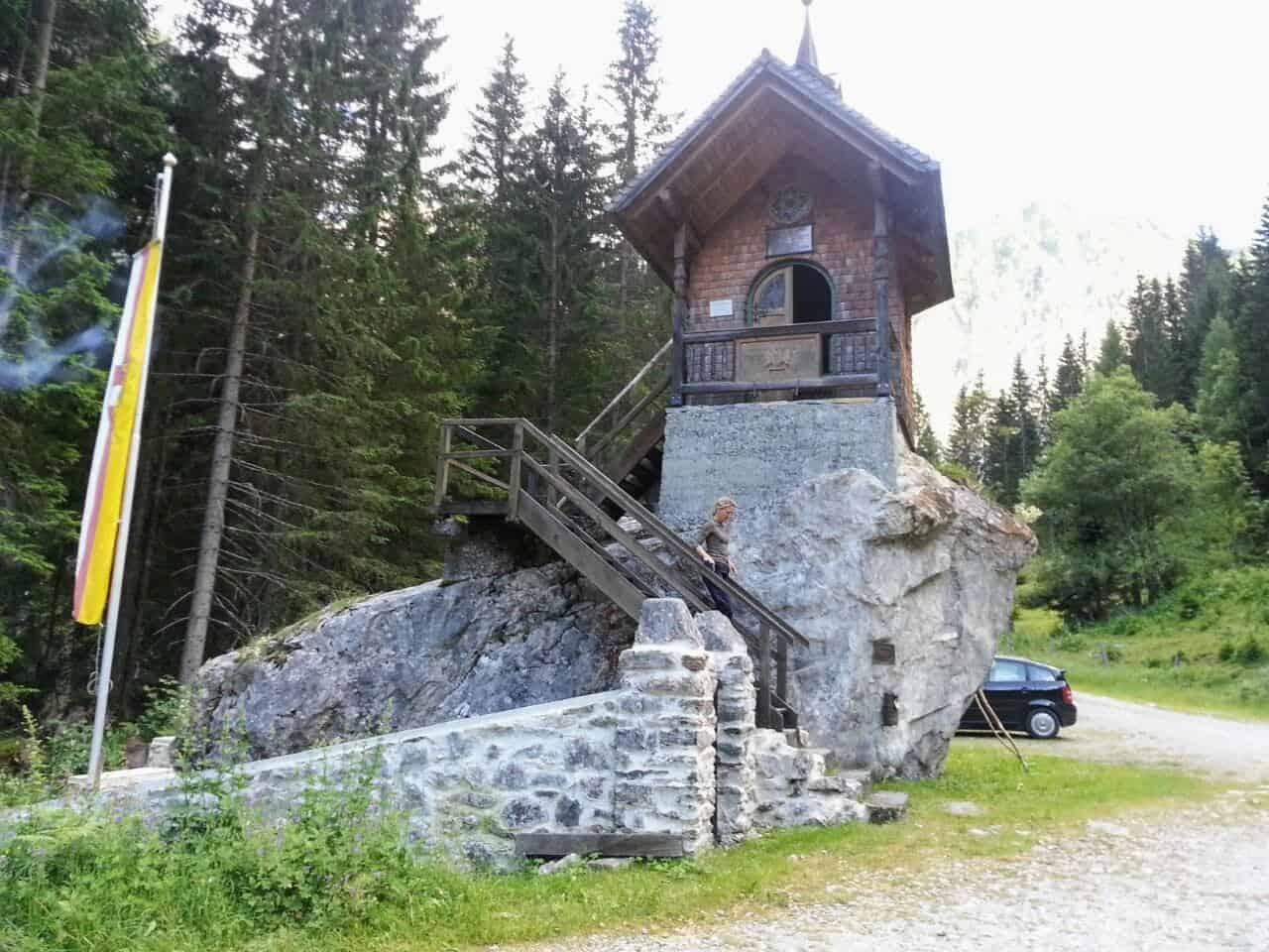 Hubertuskapelle Lesachtal Nostra